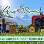 Reisen – Genuss – Stellplatz – Genuss-Stellplatzführer geht in Österreich an den Start