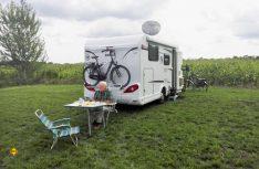Der Reisemobil-Tourismus eignet sich dank seiner autarken Fahrzeuge bestens für eine vorsichtige Öffnung der Stellpätze. (Foto: D.C.I.-Archiv)