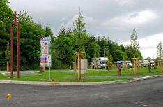 Social distancing am Reisemobil-Stellplatz: Alle erforderlichen Auflagen für einen sicheren Aufenthalt lassen sich problemlos verwirklichen. (Foto: D.C.I.-Archiv)