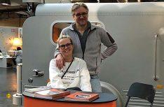 Harriett und Patrick Nüske vom Wheelhouse Hamburg importieren den Mink Caravan nach Deutschland. (Foto: Wheelhouse)