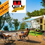 Campingspezialist ACSI mit neuer Umfrage – Reiselust ungebrochen, aber später