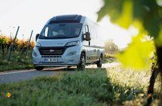 Mit dem neuen Van Eliseo bringt Bürstner eine Kastenwagenserie mit viel Komfort und hochwertiger Ausstattung auf den Markt. (Foto: Bürstner)