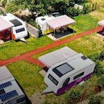 Social Distancing mal anders – Caravan Hotel in Izmir