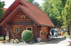 Der Gitzenweiler Hof ist ein bekannter und beliebter Campingplatz mit Reisemobil-Stellplätzen. (Foto: Gitze)