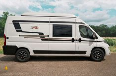 Die drei Camper Vans der Einsteiger-Baureihe Kosmo wurden für 2021 komplett überarbeitet. (Foto: Laika)