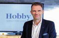 Hat einen turbulenten Start als neuer Gesamtgechäftsführer von Hobby hingelegt: Bernd Löher. (Foto: Hobby)
