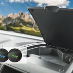 Clever – Induktiv-Ladeschale für den Fiat Ducato