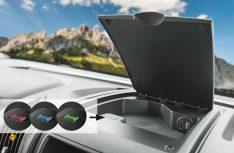 Der österreichische Zubehörhersteller RTA hat speziell für den Fiat Ducato eine Induktiv-Ladeschale für Smartphones entwickelt. (Foto: RTA)