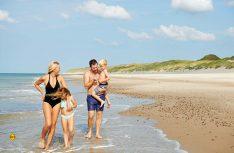Spass für die ganze Familien: Fossilienjagd auf Mord. (Foto: Visit Denmark)