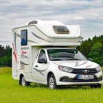 Praxis-Test Reisemobil – Lada Granta – Der russische Preisbrecher