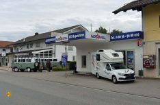 Das Hauptquartier von Made in Russia im bayerischen Prutting bei Rosenheim. (Foto: det/D.C.I.)