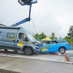 ADAC-Crashtest mit Kastenwagenmobil – bedenkliches Ergebnis
