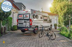 Beratung direkt an der Haustür: Al-Ko startet mit zwei Vorführfahrzeugen eine deutschlandweite Präsentations-Aktion. (Foto: Al-Ko)