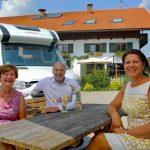 Neue Wohnmobil-Stellplätze – Dethleffs startet bundesweite Initiative