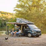 Ford Nugget Plus jetzt mit Option Aufstelldach lieferbar