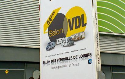 """Frankreichs größte Messe für Freizeitfahrzeuge, der """"Salon des Véhicules de Loisirs Le Bourget 2020"""" wurde wegen des massiven Corona-Infektionsgeschehens um die Hauptstadt Paris komplett abgesagt. (Foto: Salon VDL)"""