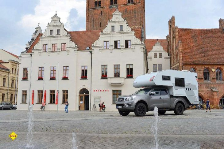 Die Altmark war ein Zentrum der Hanse und bietet viel historische Kulturgüter . (Foto: det / D.C.I.)