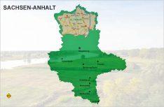 Die Altmark liegt im grünen Norden von Sachsen-Anhalt. (Grafik: D.C.I.)