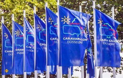 Trotz Corona-Pandemie hat der 59. Caravan Salon Düsseldorf seine Pforten geöffnet. (Foto: Caravan Salon)