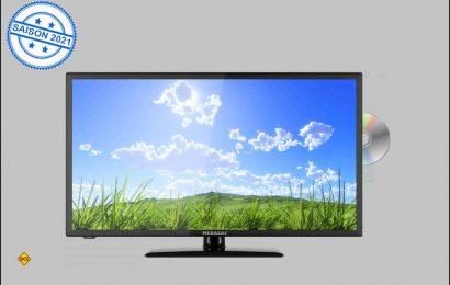 """Mit der Geräte-Reihe """"Royal Line II Smart"""" bringt Megasat Smart-TVs für Caravan und Reisemobil. (Foto: Megasat)"""