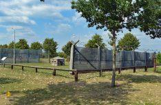 An der Gedenkstätte Stresow ist ein Grenzstreifen originalgetreu nachgebaut worden. (Foto: det / D.C.I.)