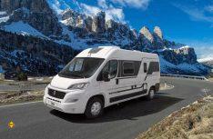 Bei den Vans hat Adria mit dem Twin Plus 640 SGX einen familientauglichen Campingbus vorgestellt. (Foto: Adria)