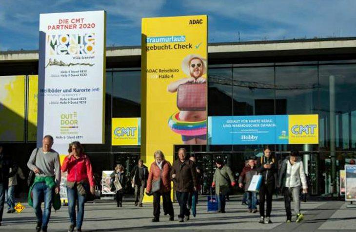 Die TC Leipzig 2020 und die CMT 2021 sind vom Veranstalter Messe Stuttgart wegen der Corona-Pandemie abgesagt worden. (Foto: CMT Stuttgart)
