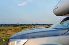 Auch die Region um Havel und Elbe ist ein tolles Ziel für Wohnmobil-Touristen: Blick auf die Elbauen. (Foto: det / D.C.I.)