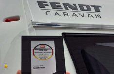 Fendt-Caravan erhält den Deutschen Fairness-Preis 2020 für ein gutes Preis-Leistungs-Verhältnis, Zuverlässigkeit und Transparenz. (Foto: Fendt Caravan)