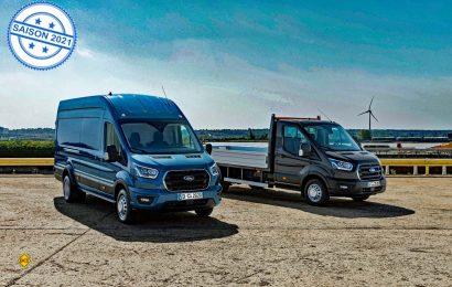 Ford hat die Transit-Baureihe um ein neues Modell mit fünf Tonnen zulässigem Gesamtgewicht und maximaler Zuladung von bis zu 2.500 Kilogramm erweitert. (Foto: Ford)