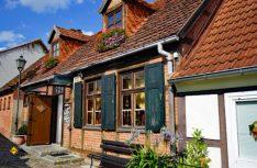 Guter Tipp für ein rustikales Essen in uriger Atmosphäre: Die Güldene Pfanne in Havelberg. (Foto: Gaststätte Güldene Pfanne)