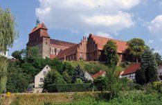Imposantes Wahrzeichen über der Stadt Havelberg: Der romanisch-gotische Dom Sankt Marien. (Foto: IMG)