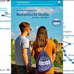 Neues Tourenbuch Romantische Straße – Sieben Streckenabschnitte und 150 Tipps