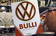 240 Seiten geballte BULLI-Power: Der neue GerraMond Bildband über das Kultfahrzeug von Volkswagen. (Foto: GeraMond)