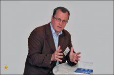 Jürgen Dieckert ist ausgewiesener Stellplatz-Experte und Geschäftsführer beim Stellplatznetzwerk TopPlatz. (Foto: IRMA)