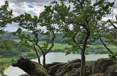 Wandern rund um den Happurger Stausee. (Foto: AllTrails.com)