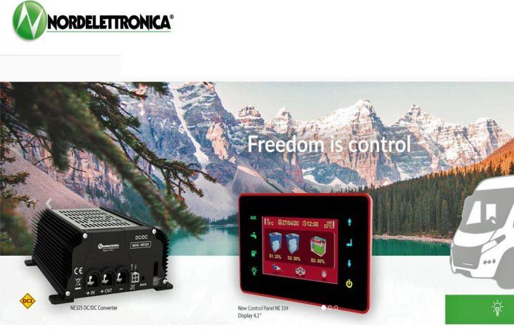 Die Al-Ko Vehicle Technology Group übernimmt den italienischen Elekrtonik-Spezialisten Nordelettronica und verstäkrt sein Portfolio im Bereich Fahrzeug-Elektronik. (Screenshot: D.C.I.)
