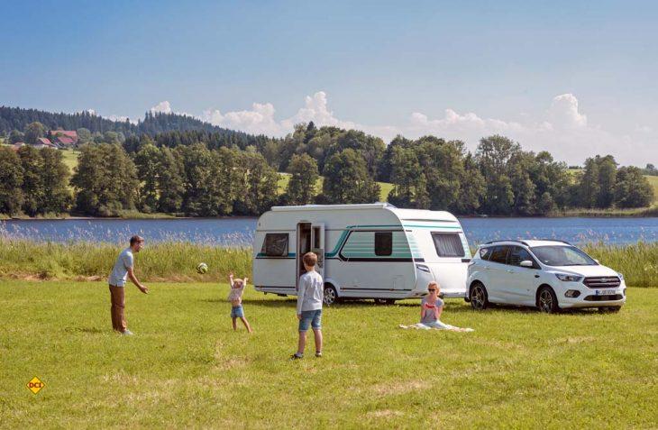 Goldener Herbst für das Caravaning - der Herstellerverband CIVD meldet sensationelle Zulassungszahlen von Freizeitfahrzeugen in Deutschland. (Foto: CIVD)