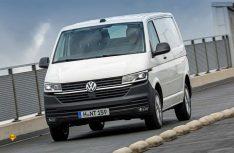 Auch in den geschlossenen Varianten des Transporter kommen die neuen Motoren nachfolgend zum Einsatz. (Foto: VWN)