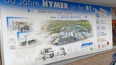 Die Caravaning-Fachbetriebe in Deutschland bieten viel Service unter einem Dach. (Foto: tom/dkf)
