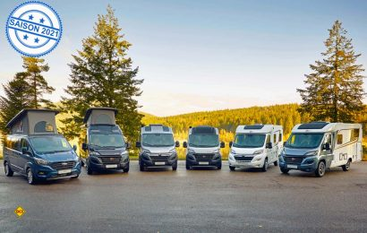 Bürstner erweitert seine kompakten Fahrzeugmodelle mit den Campervans Copa und Campeo 4x4 sowie der Einsteiger-Baureihe Nexxo Van. (Foto: Bürstner)