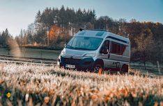 Mit dem Active 4x4 bietet Bürstner für seine neue Campeo-Van-Serie auch eine 4x4-Version an. (Foto: Bürstner)