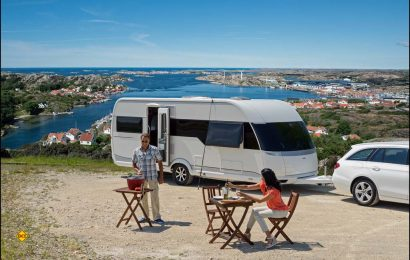 Trotz Corona: 2020 war ein Rekordjahr für die Caravaning-Branche mit erstmals über 100.000 Neuzulassungen von Freizeitfahrzeugen in Deutschland. (Foto: CIVD)