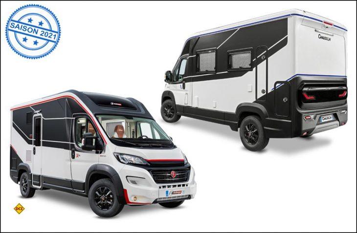 Mit dem Challenger Combo 150 und dem baugleichen Chausson Combo X 550 bietet Trigano eine pfiffige Alternative zum Kastenwagen-Mobil an. (Foto: Trigano)