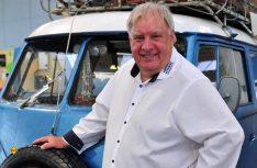 Caravaning-Spezialist Reinhard Audorf, langjähriger Hobby-Kundendienstleiter, ist Gründer und Initiator des Caravaning Gutachter Fachverbandes. (Foto: CGF e.V.)