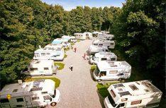 Der Wohnmobilpark Rheurdt bietet 21 Stefflächen in idyllischer Lage. (Foto: Womopark Rheurdt)