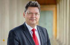 Reinhard Meyer ist Präsident des Deutschen Tourismus Verbandes DTV. (Foto: DTV / Benjamin Maltry)
