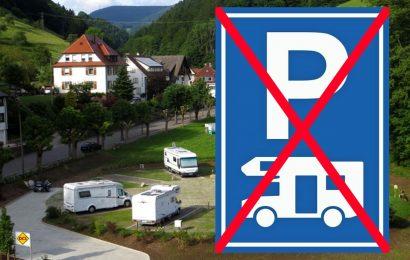Die Reisemobil-Stellplätze und Campingplätze sind durch das Beherbergungsverbot coronabedingt geschlossen. Die FDP-Bundestagsfraktion wollte Aufklärung von der Bundesregierung wie das Infektionsgeschehen an solchen Orten ist. (Foto: D.C.I.)