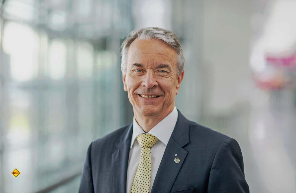 Roland Bleinroth ist Geschäftsführer der Messe Stuttgart und verantwortlich für die CMT. (Foto: Messe Stuttgart)