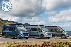 Eura steigt in der Saison 2022 mit drei Premium-Vans wieder in das Segment der Kastenwagenmobile ein. (Foto: Eura)
